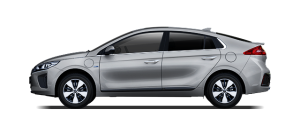 All-New IONIQ plug-in hybrid